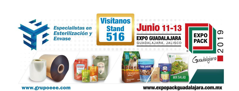 GRUPO EEE EXPO PACK GUADALAJARA 2019