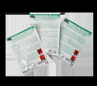 Aniosyme Pla II detergente multienzimático en polvo
