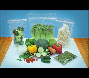 Envases para vegetales
