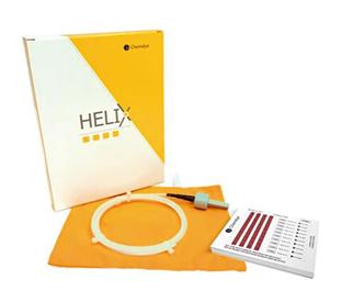 Kit Helix-pcd + Tiras De Prueba Con Indicador Químico Para Control De Procesos De Esterilización Por