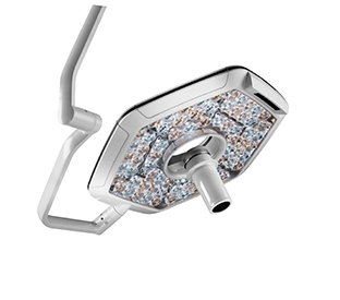 Lámpara para quirófano i LED7 Trumpf
